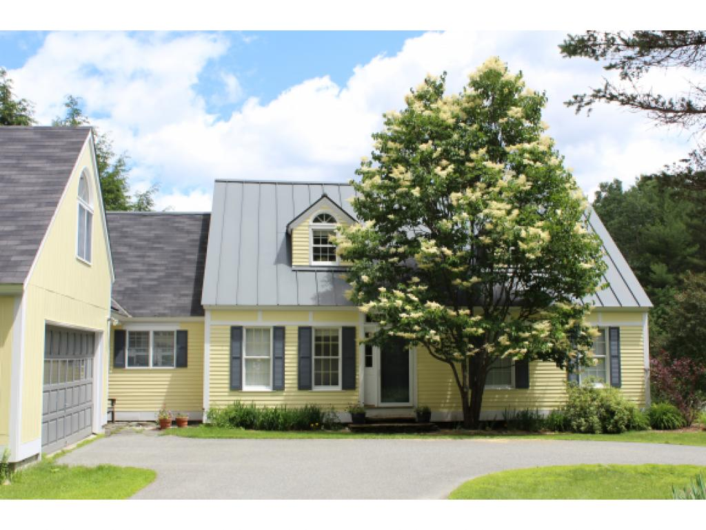 Norwich VT Home for sale $List Price is $598,000