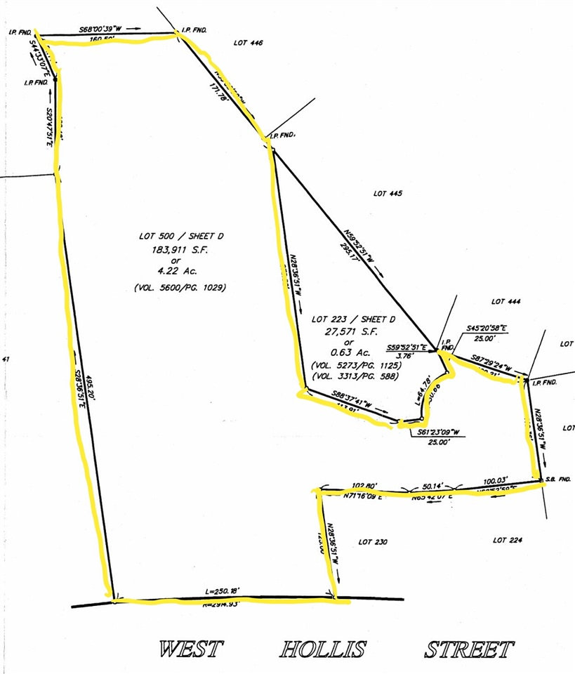 Nashua NHLand  for sale $List Price is $495,000