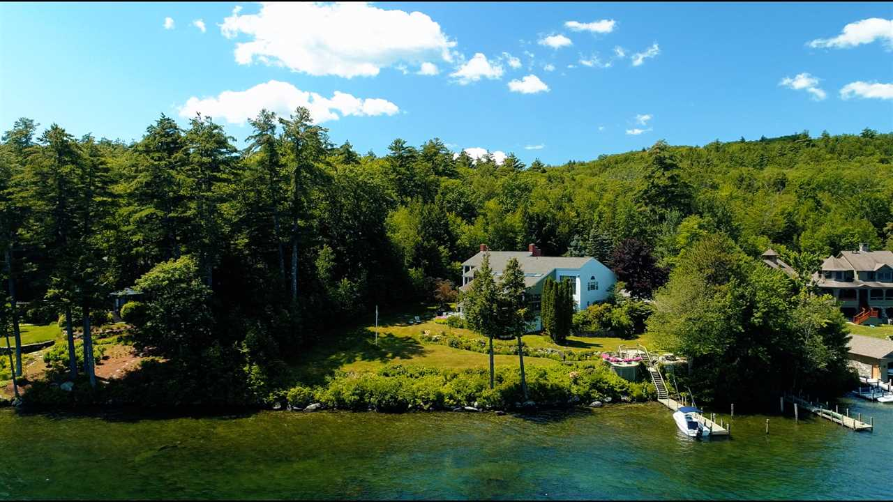 MEREDITH NH  Home for sale $2,499,000