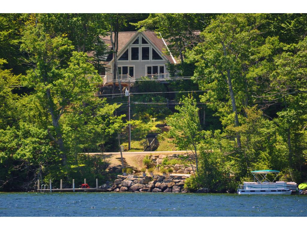 ALEXANDRIA NH Lake House for sale $$749,000 | $233 per sq.ft.