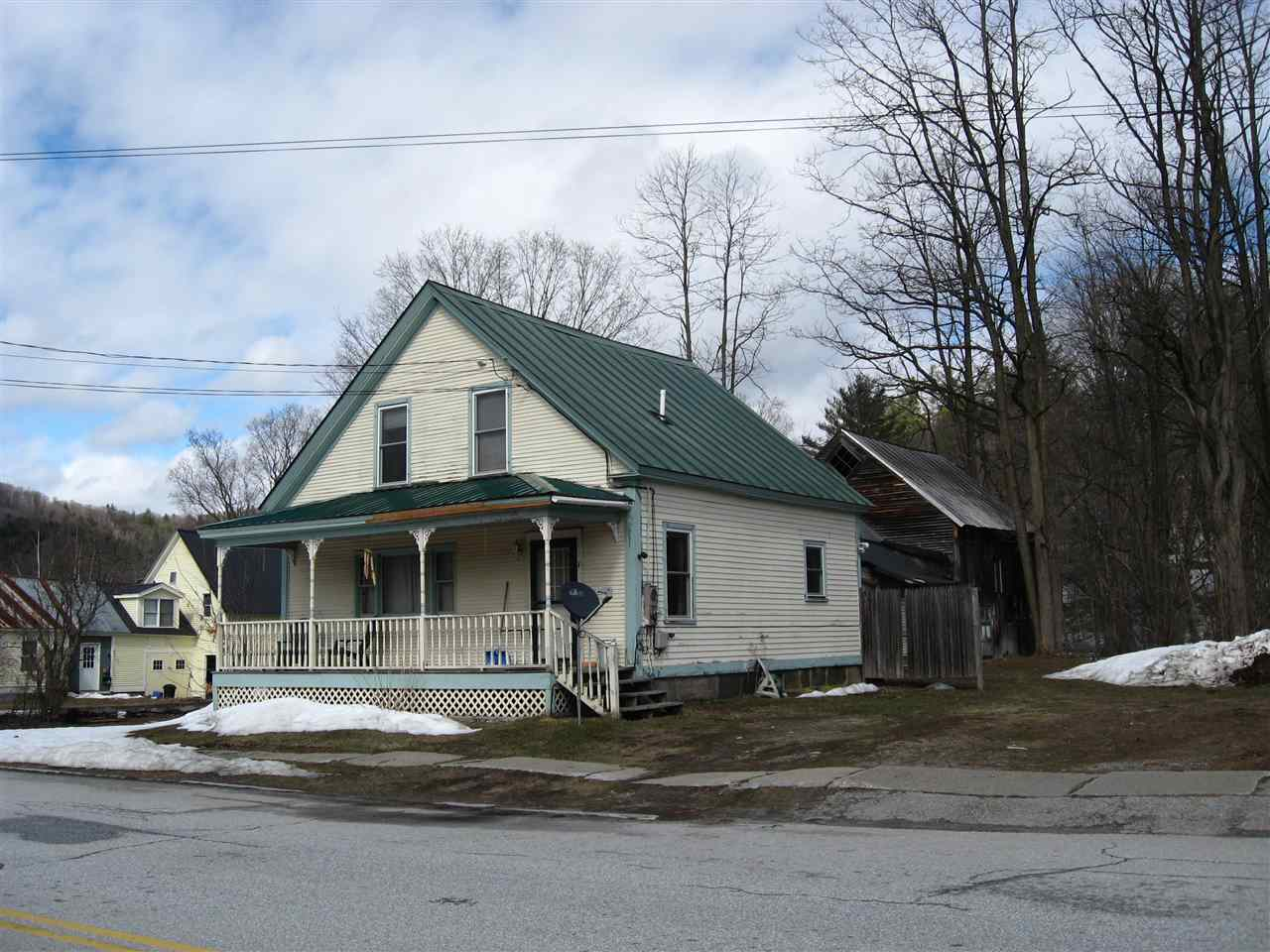 Village of Proctorsville in Town of Cavendish VT  for sale $List Price is $145,000