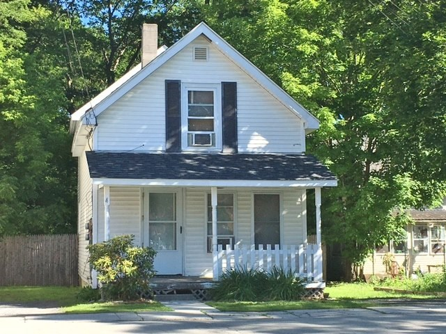 Springfield VT Home for sale $List Price is $86,900