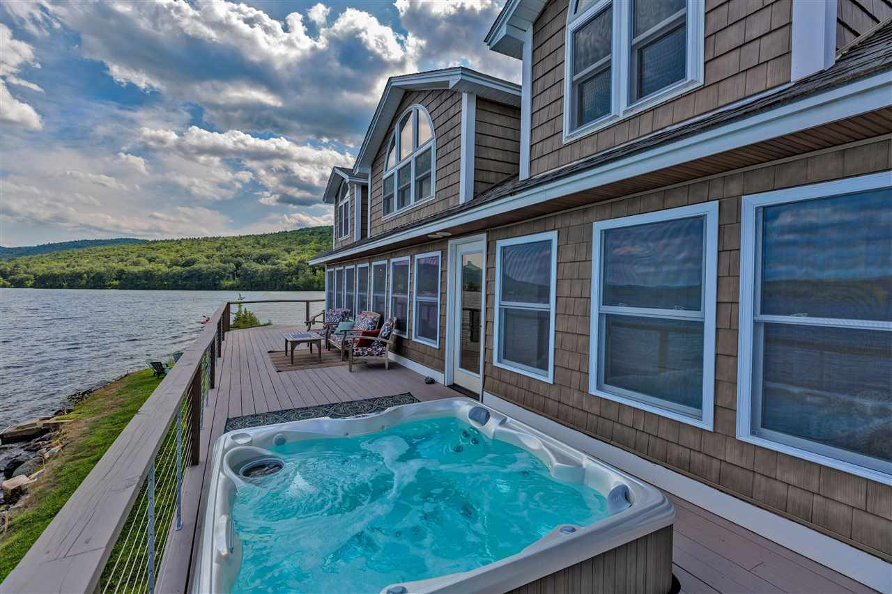 ENFIELD NH Lake House for sale $$899,000 | $415 per sq.ft.