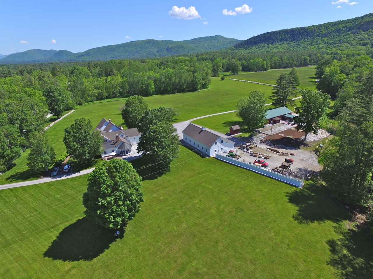 Clarendon VT Horse Farm | Property
