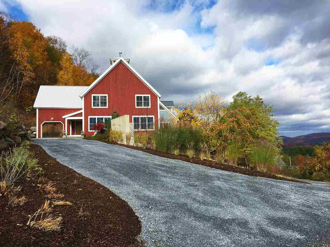 Monkton VTHorse Farm | Property  on Pond