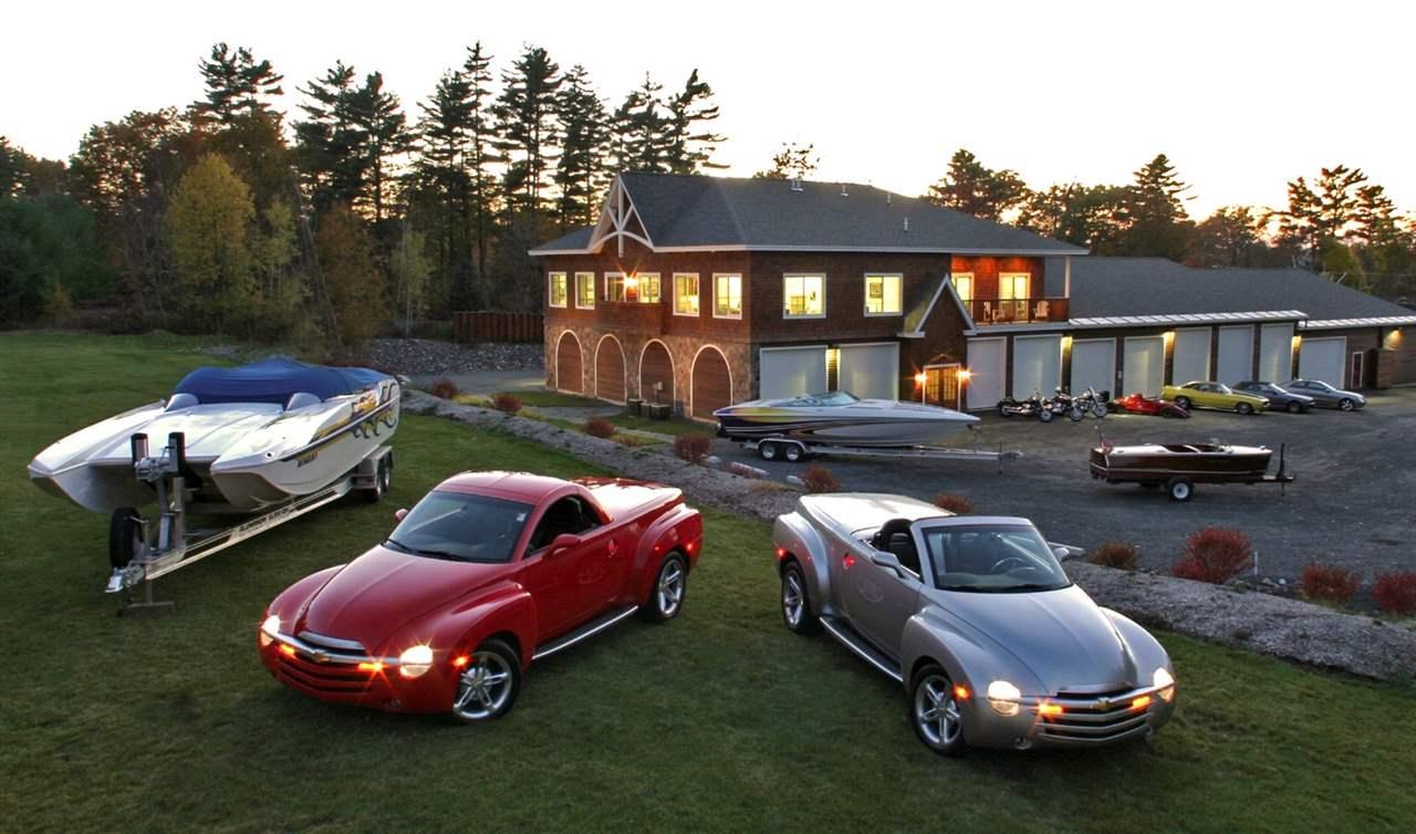 Gilford Nh Car Show