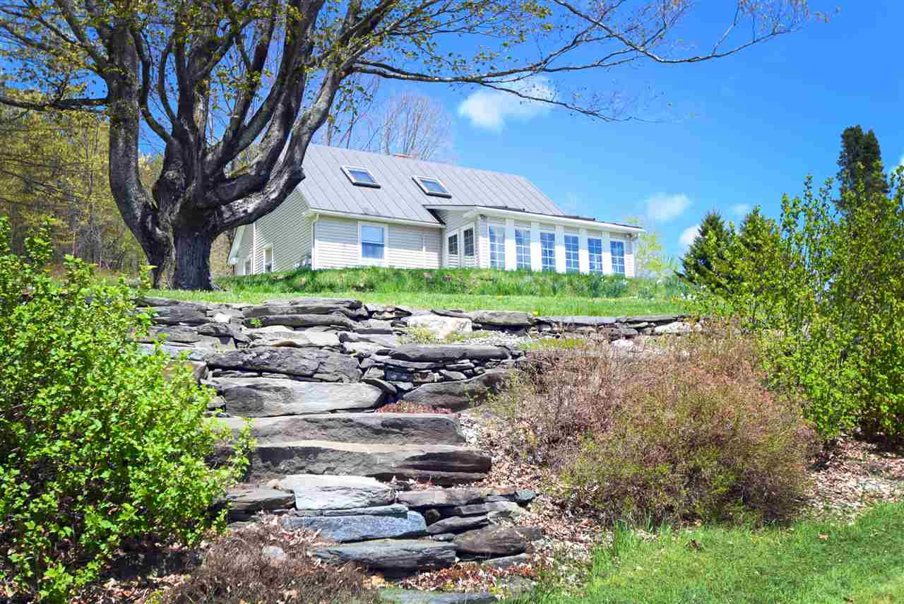 Randolph VTHorse Farm | Property  on Private Pond