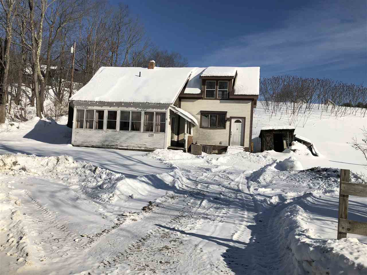 CHESTER VT Home for sale $$55,000 | $41 per sq.ft.