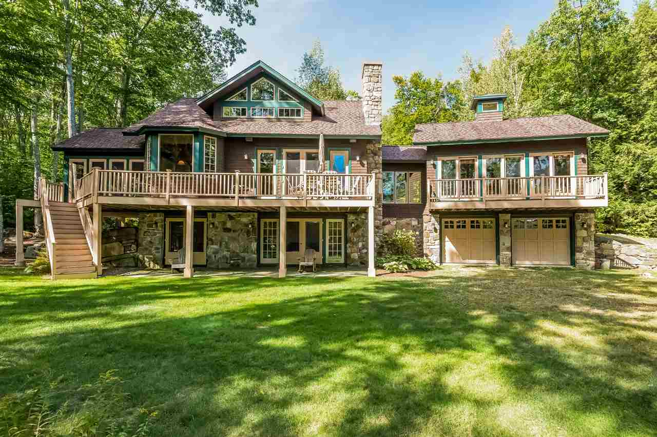 WOLFEBORO NH  Home for sale $1,595,000