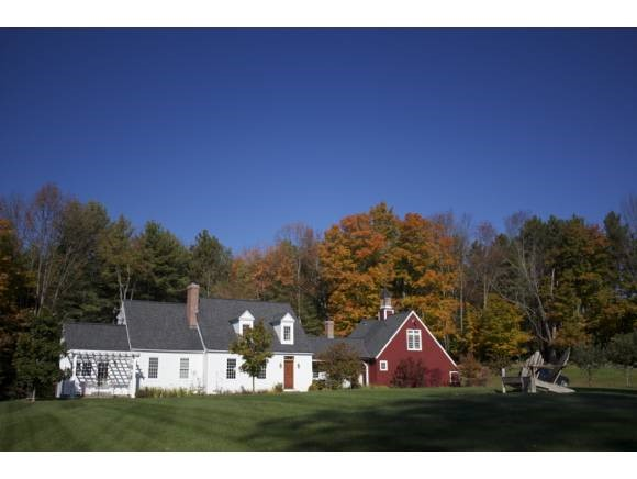 Hartland VT Home for sale $List Price is $980,000