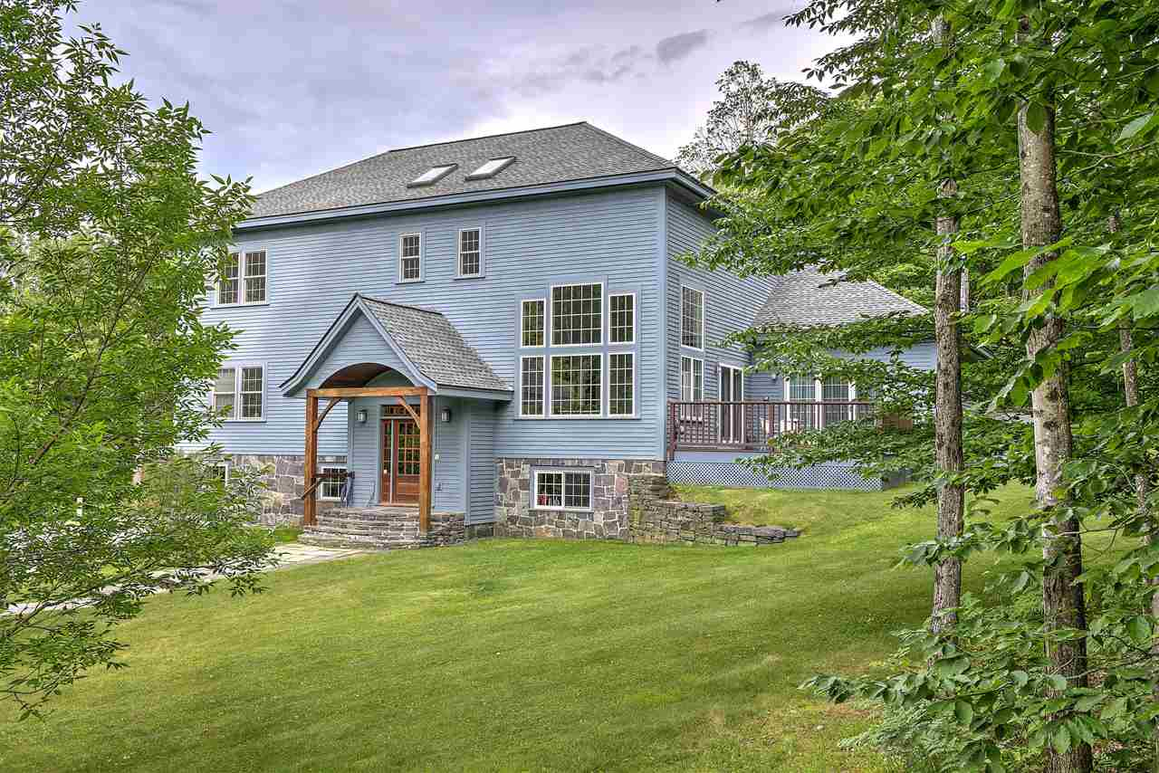 Village of Quechee in Town of Hartford VT Home for sale $List Price is $729,000