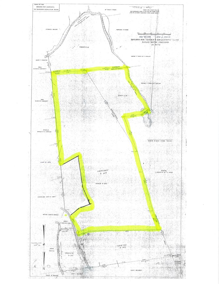 UNITY NH LAND  for sale $$213,000 | 213.3 Acres  | Price Per Acre $0