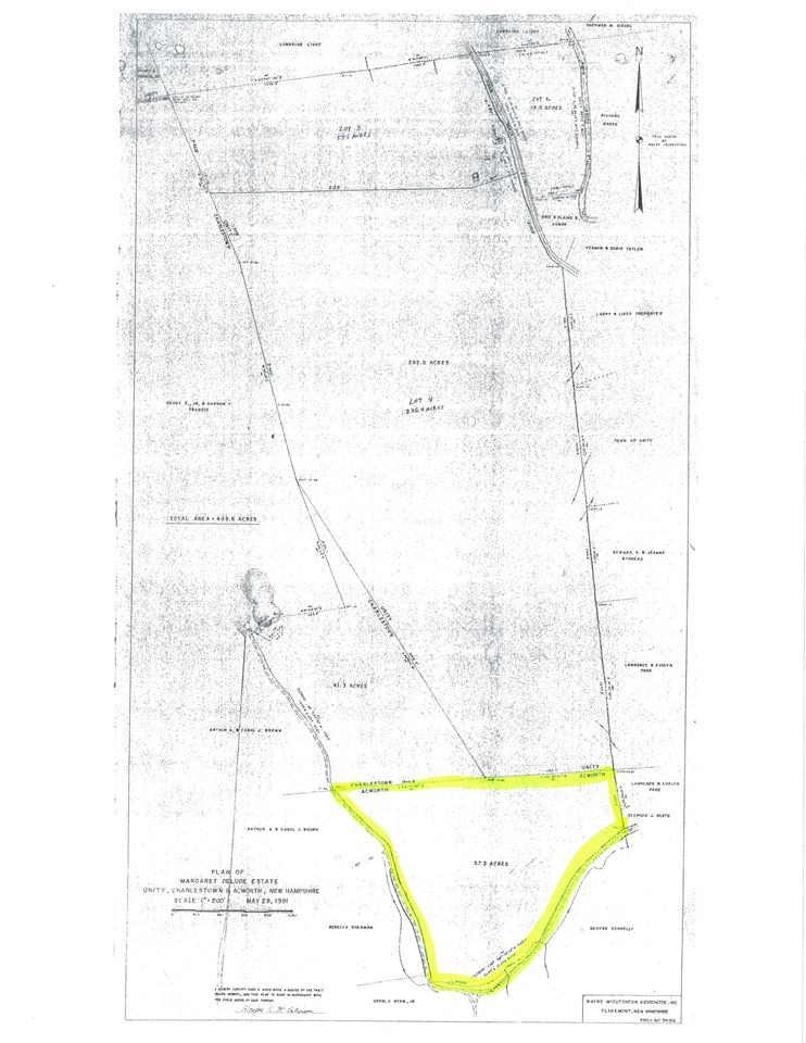 Acworth NH 03773 Land for sale $List Price is $49,900