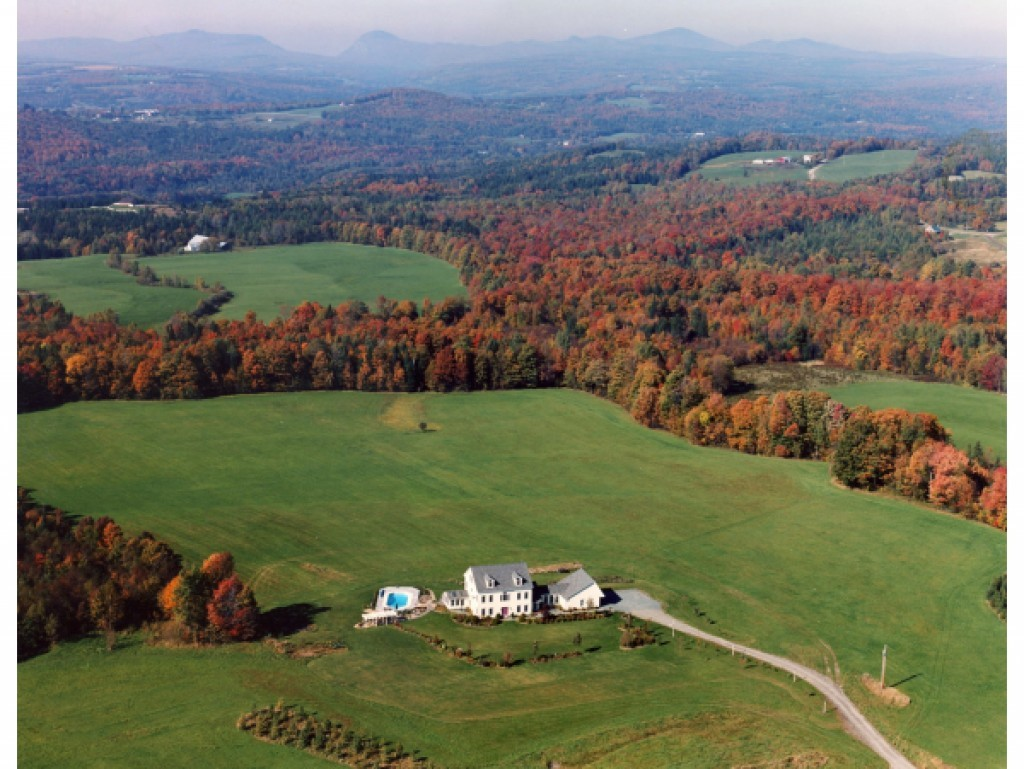 Kirby VT Horse Farm | Property