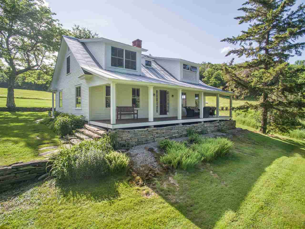 BARNARD VTHome for sale $$950,000   $380 per sq.ft.