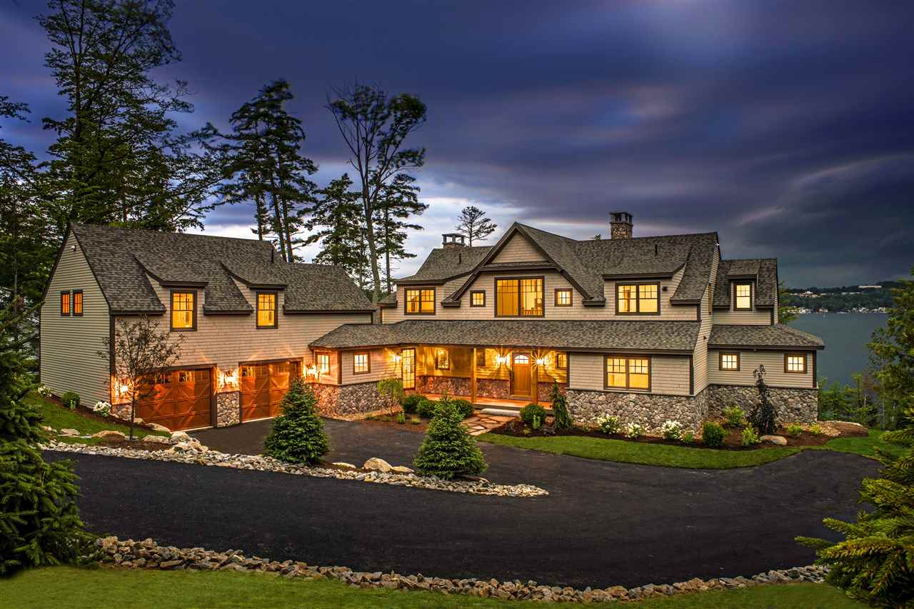 GILFORD NH  Home for sale $2,995,000