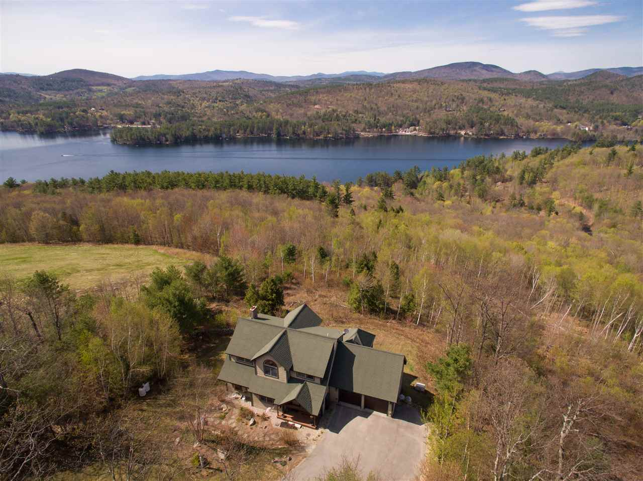 HOLDERNESS NH  Home for sale $739,900