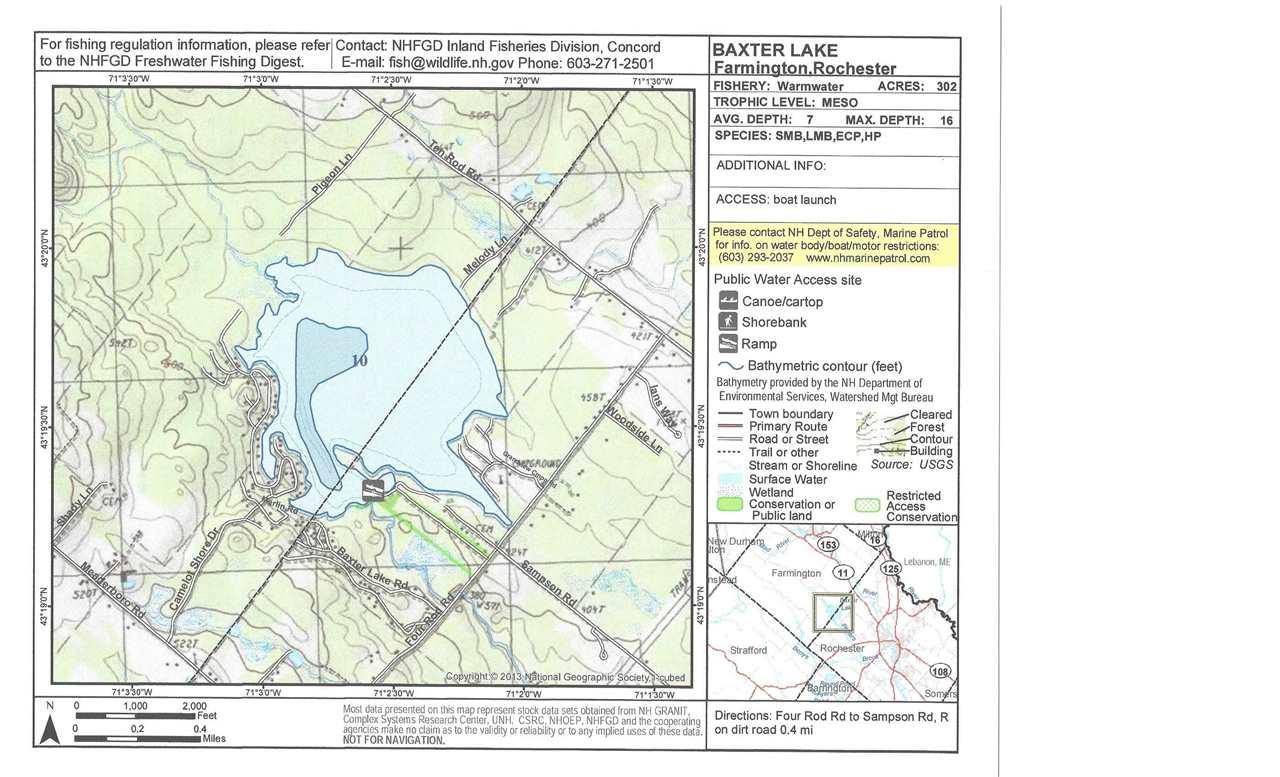 FARMINGTON NHLAND  for sale $$28,000 | 0.26 Acres  | Price Per Acre $0