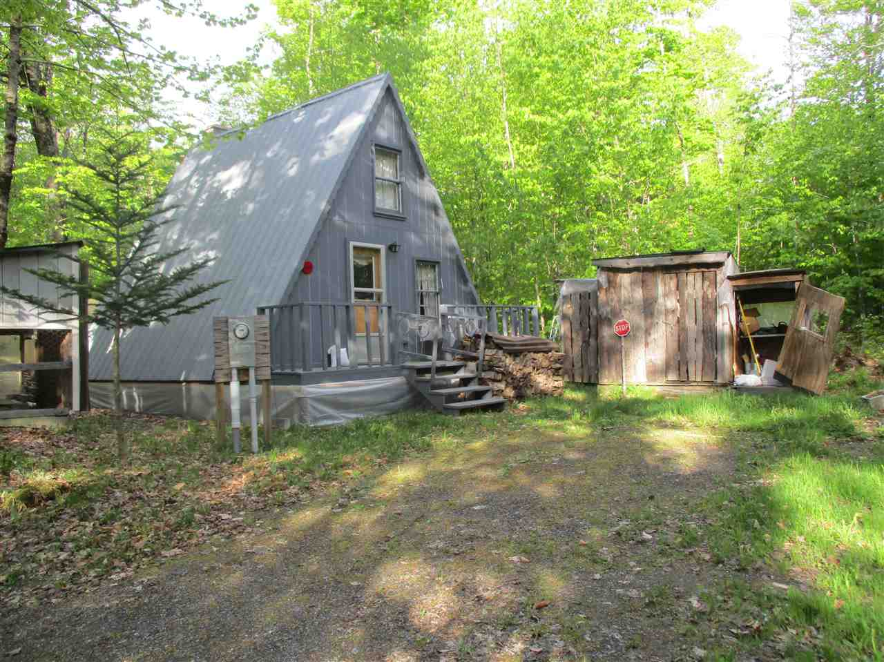 BROOKFIELD VT Home for sale $$67,000 | $168 per sq.ft.