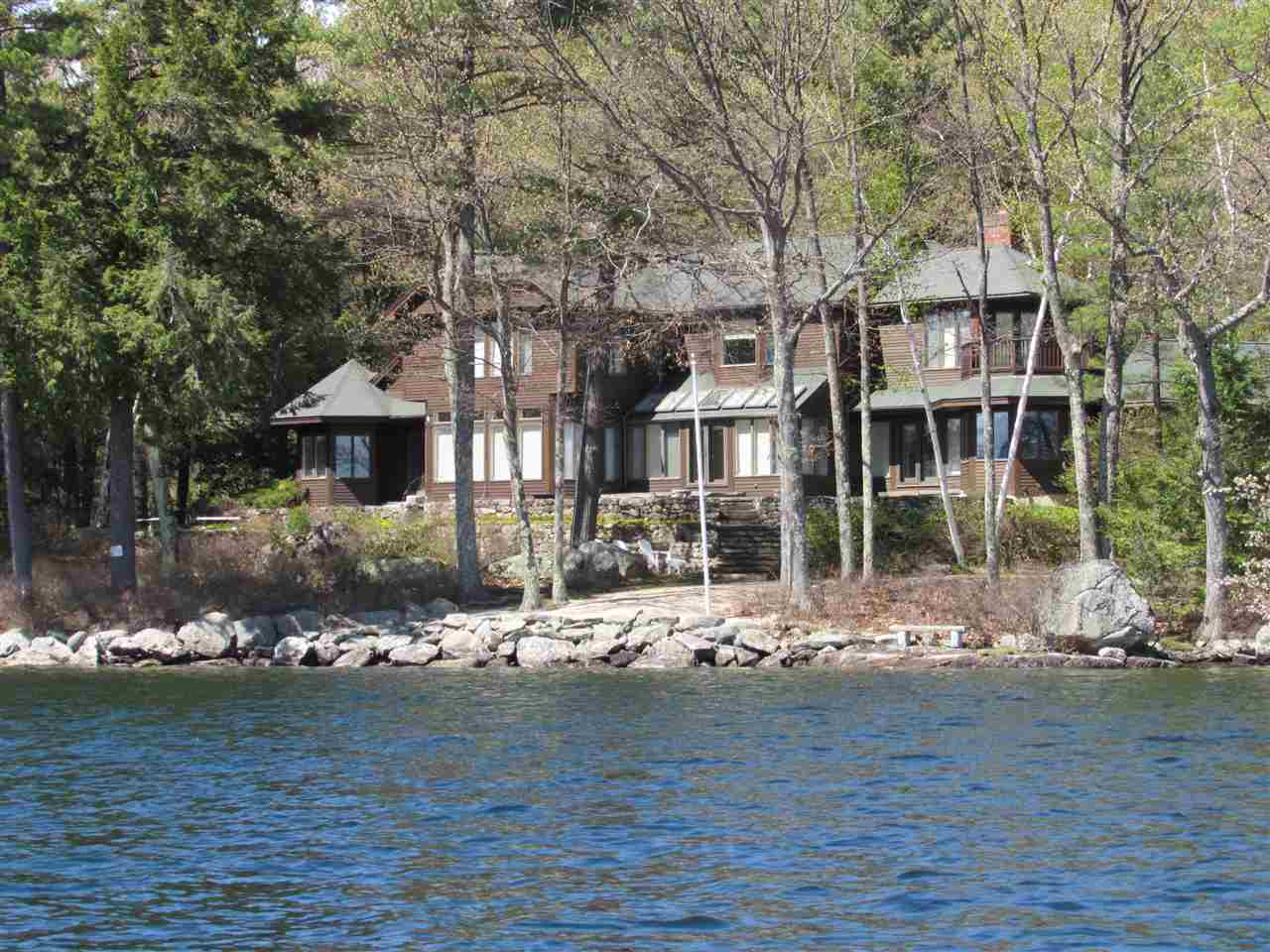 WOLFEBORO NH  Home for sale $4,975,000