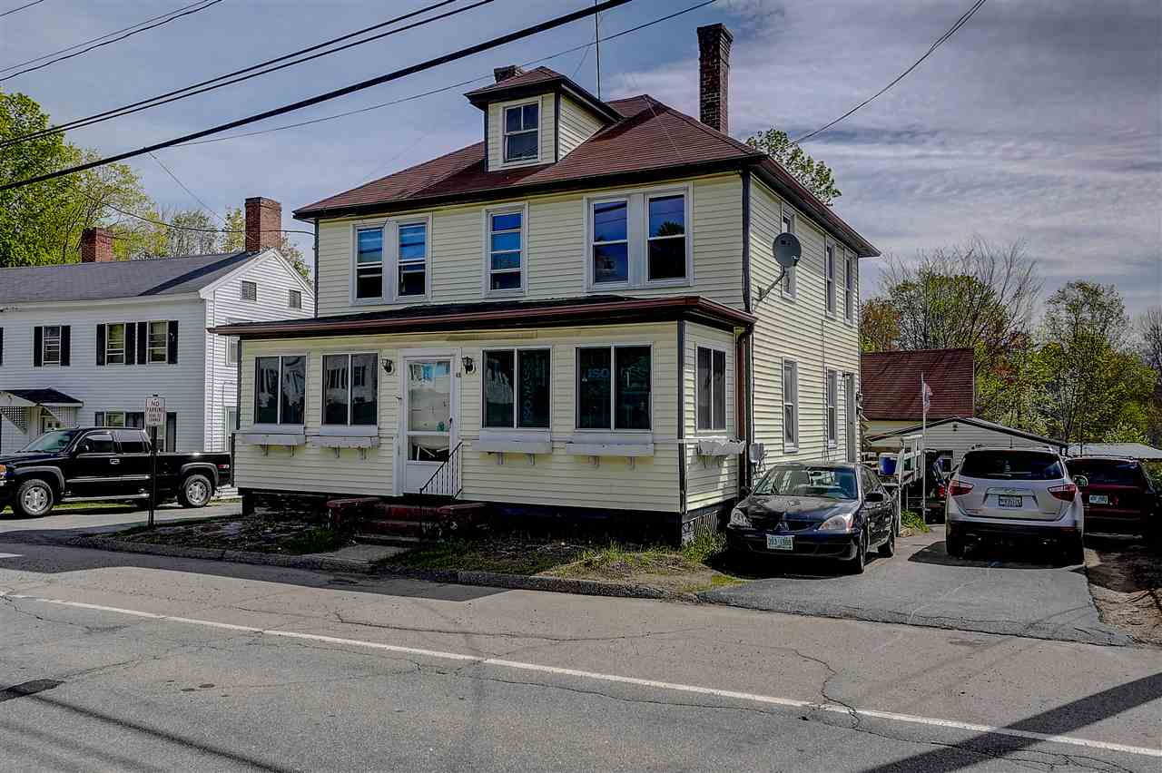 Jaffrey NH Multi Family for sale $List Price is $150,000