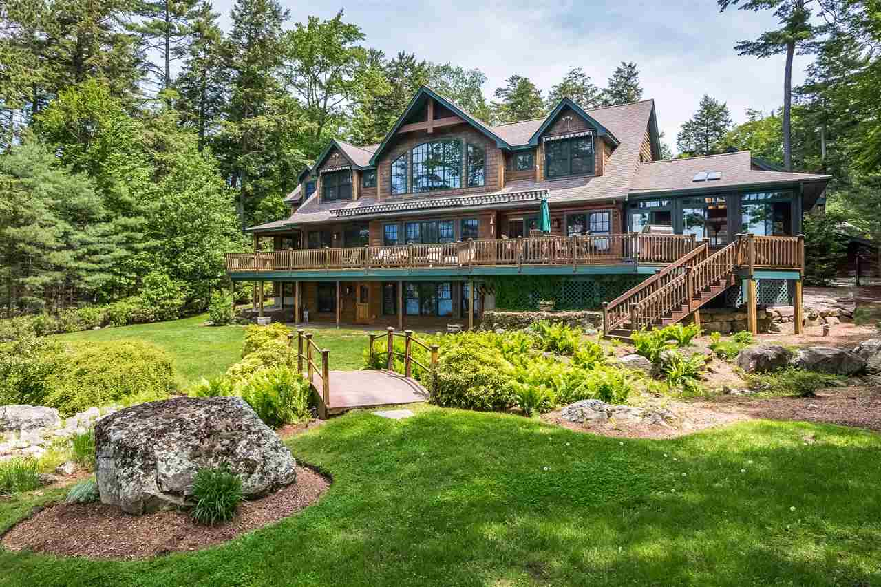 MOULTONBOROUGH NH  Home for sale $2,845,000