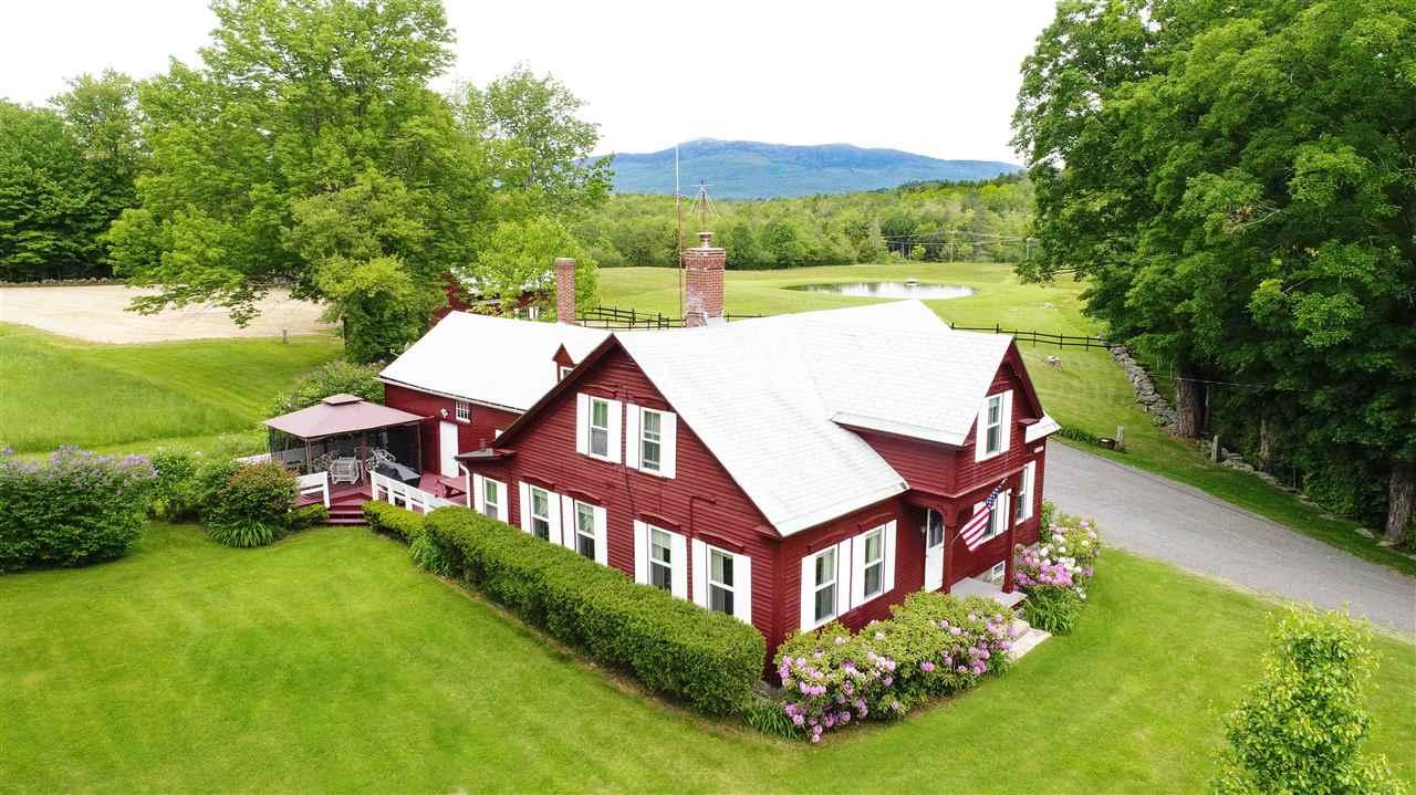 Jaffrey NHHorse Farm | Property