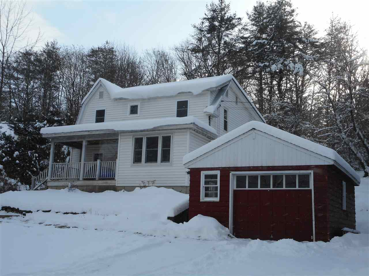 Woodstock VT Home for sale $List Price is $249,000