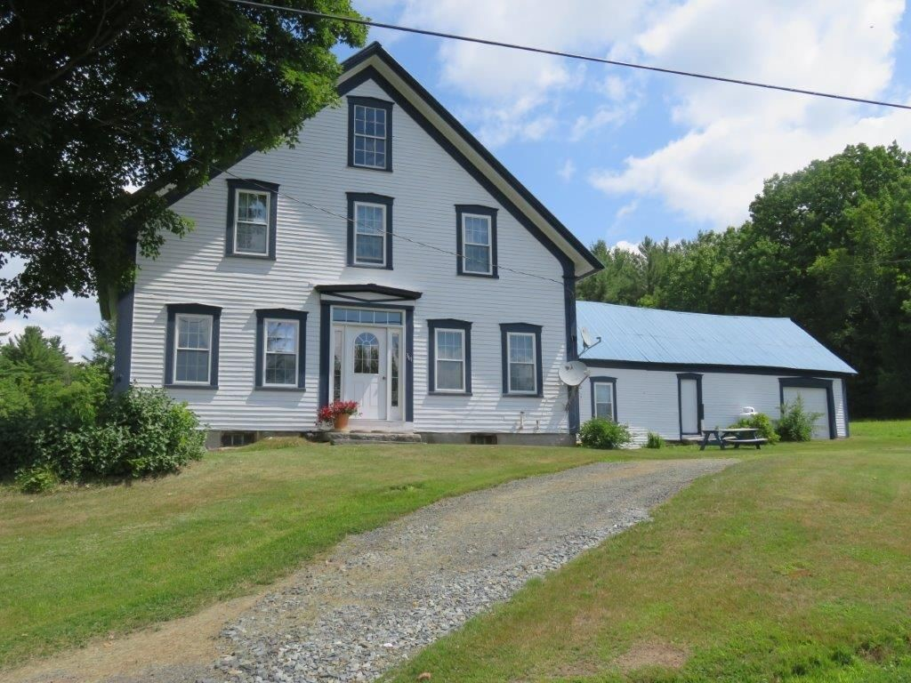 CANAAN NH Home for sale $$219,000 | $92 per sq.ft.