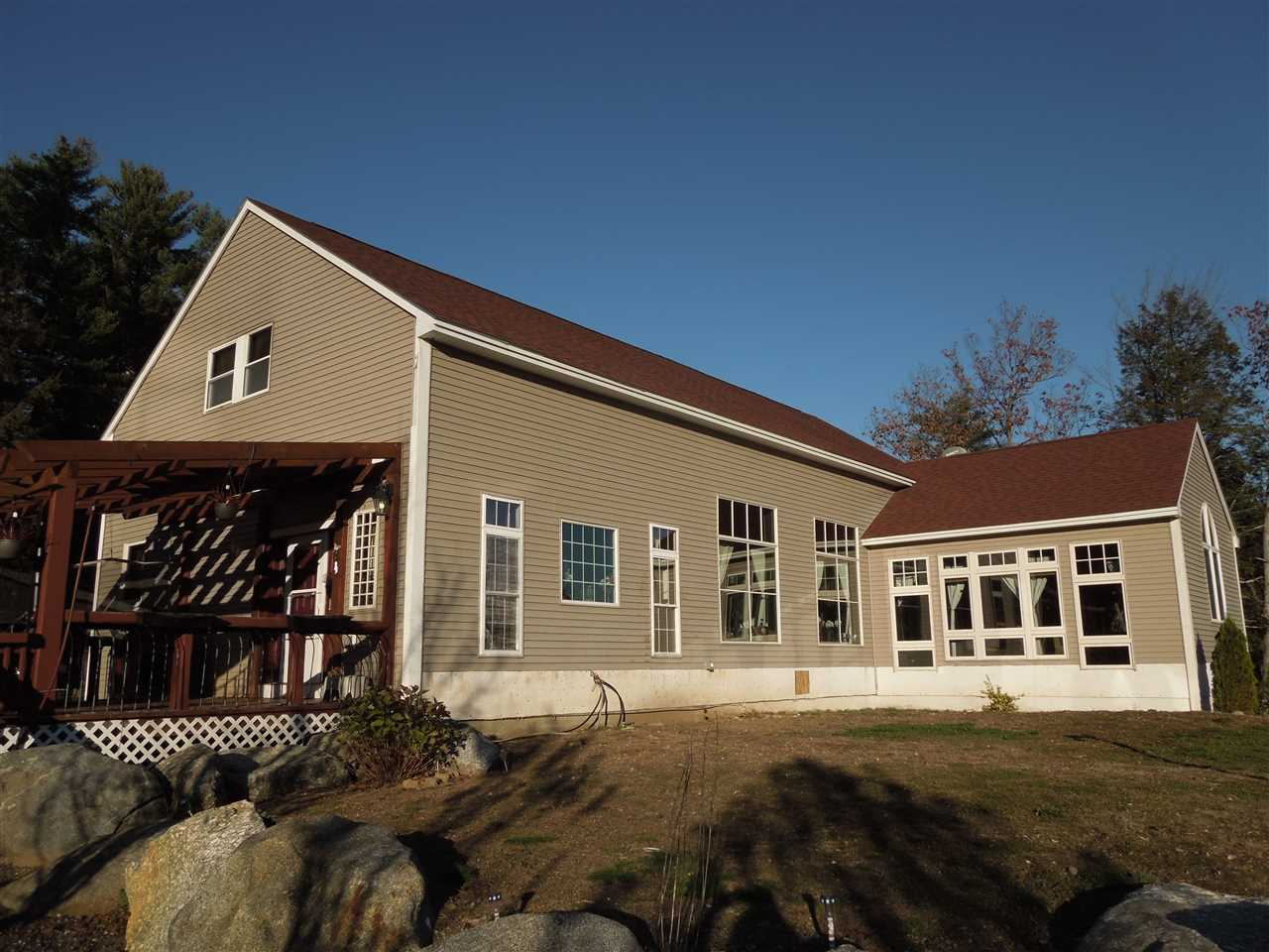 Laconia NHHorse Farm   Property