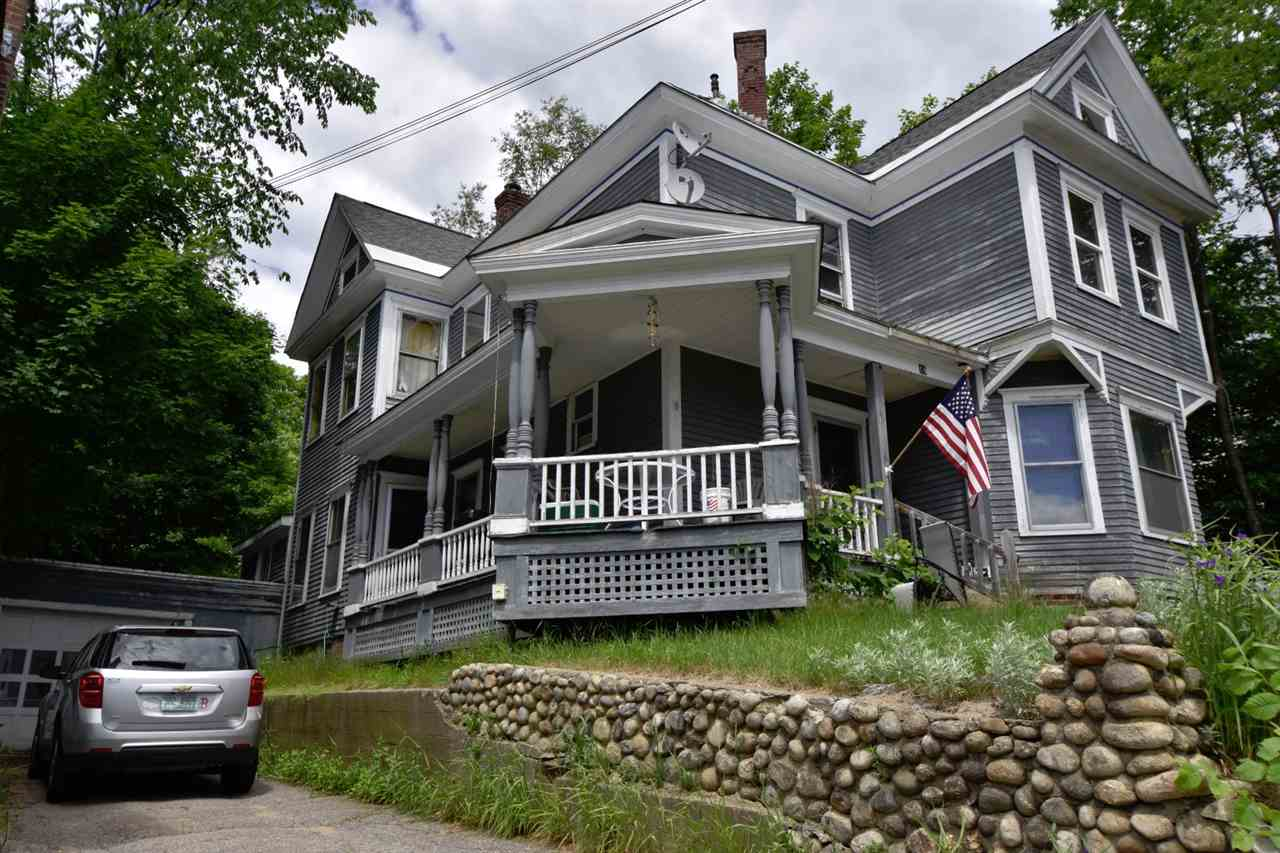 Ashland NH Home for sale $List Price is $125,000