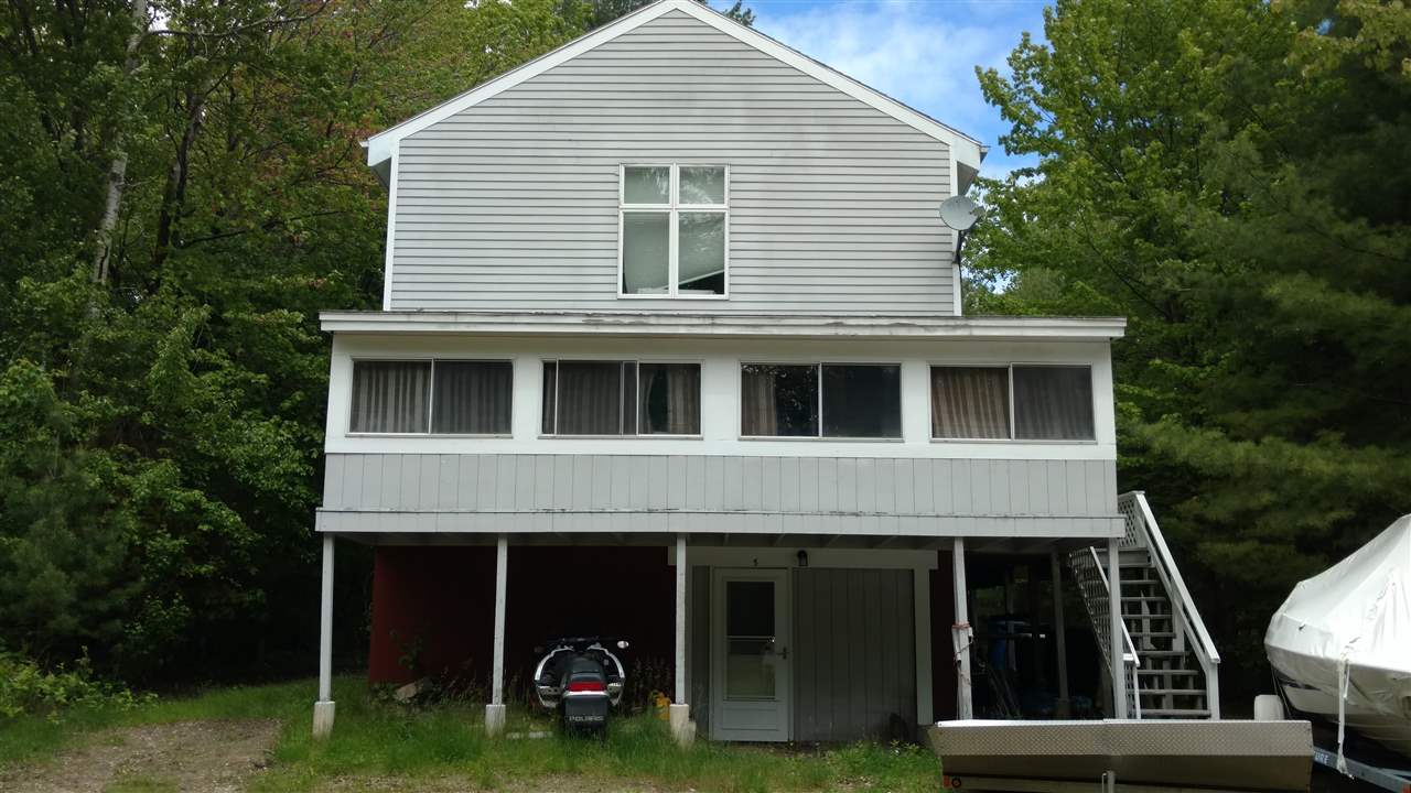 MOULTONBOROUGH NH  Home for sale $219,000