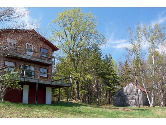 Dover VT Horse Farm | Property  on pond