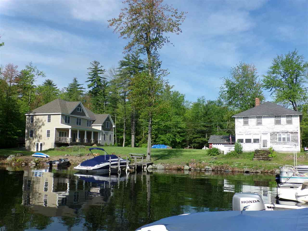 ALTON NH Lake House for sale $$2,499,999 | $852 per sq.ft.