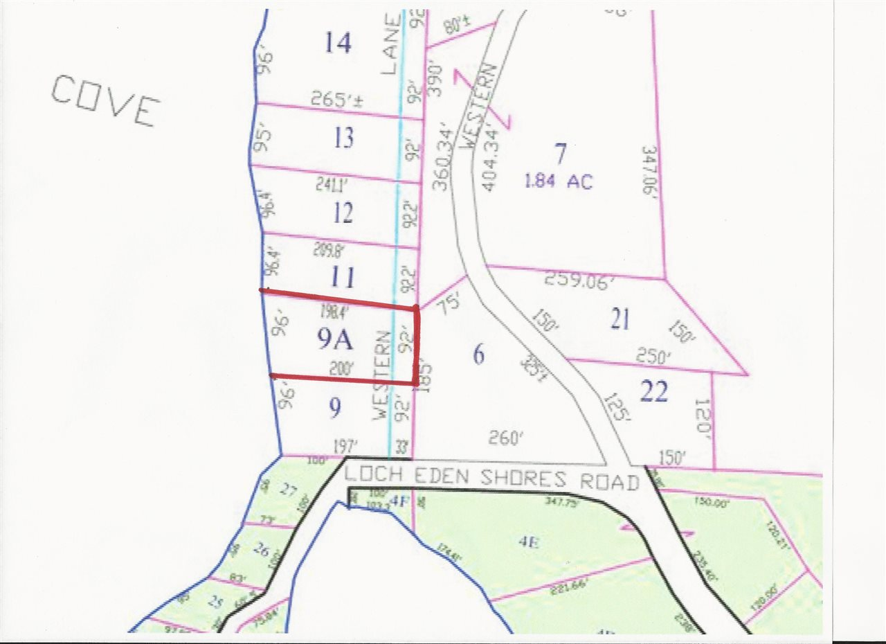 MEREDITH NH LAND  for sale $429,000