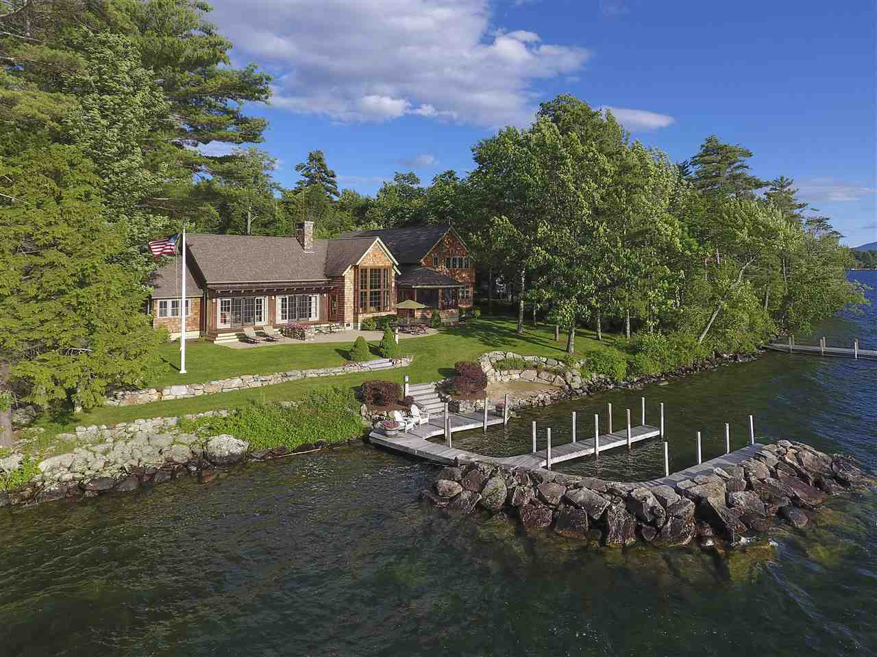 84 West Point Road Moultonborough Nh 03254 Island Real