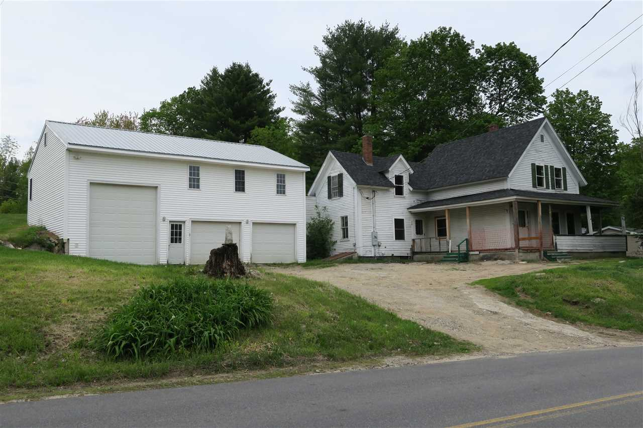 Village of Center Ossipee in Town of Ossipee NH Home for sale $$69,900 $31 per sq.ft.