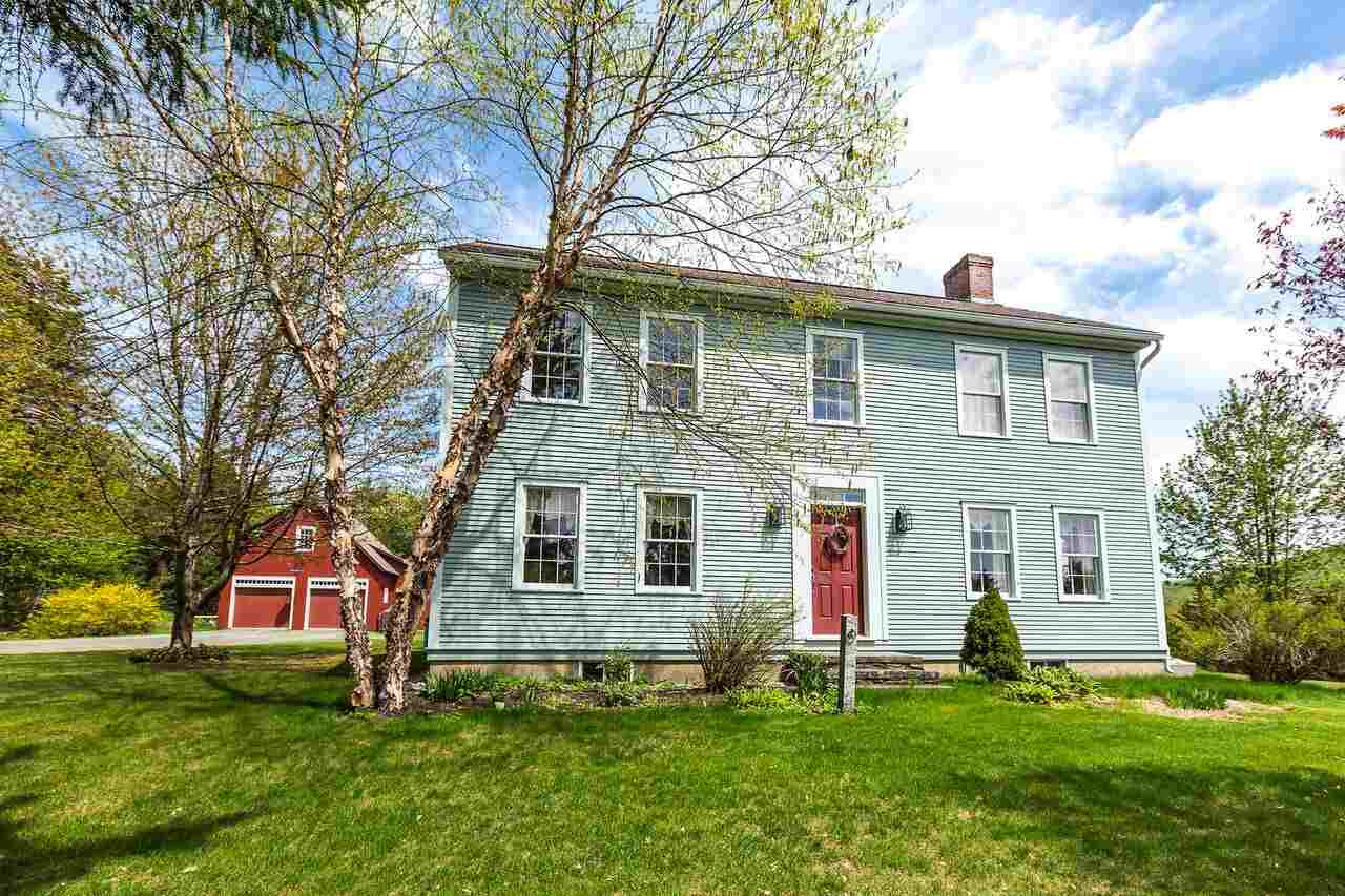 Woodstock VT Home for sale $List Price is $599,000