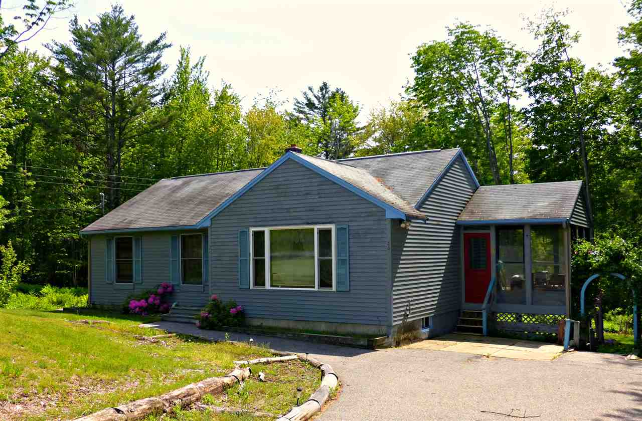 Moultonborough NH Home for sale $$189,000 $183 per sq.ft.