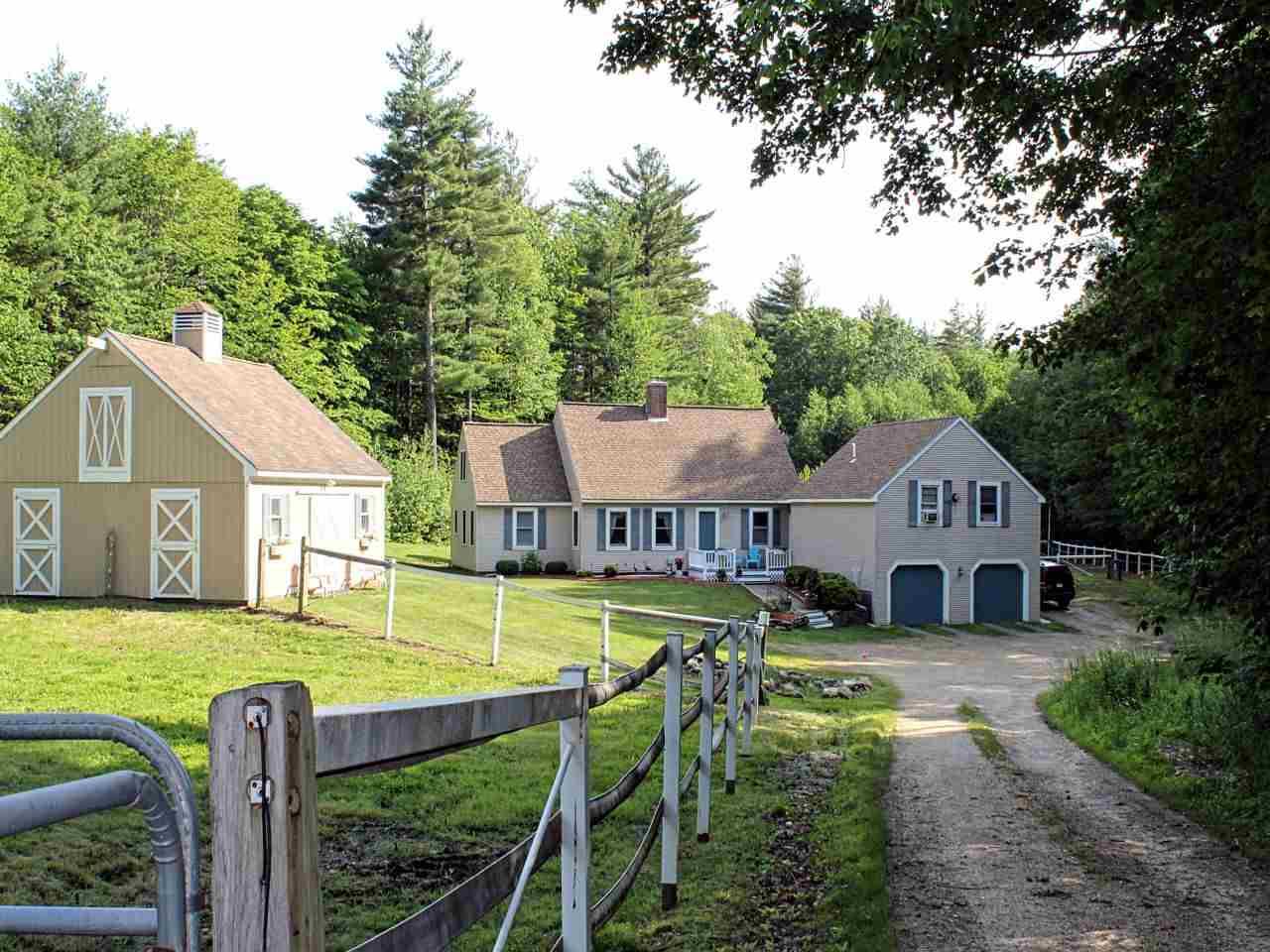 Deerfield NHHorse Farm | Property