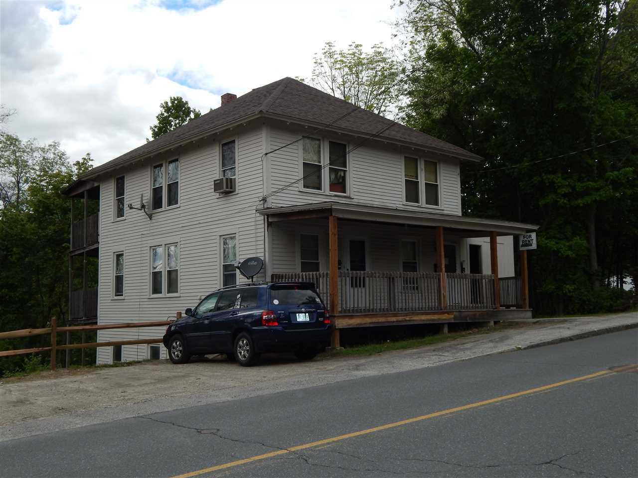 NEWPORT NHMulti Family for sale $$125,000 | $81 per sq.ft.