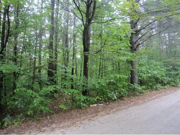 WOLFEBORO NH  LAND  for sale $125,000