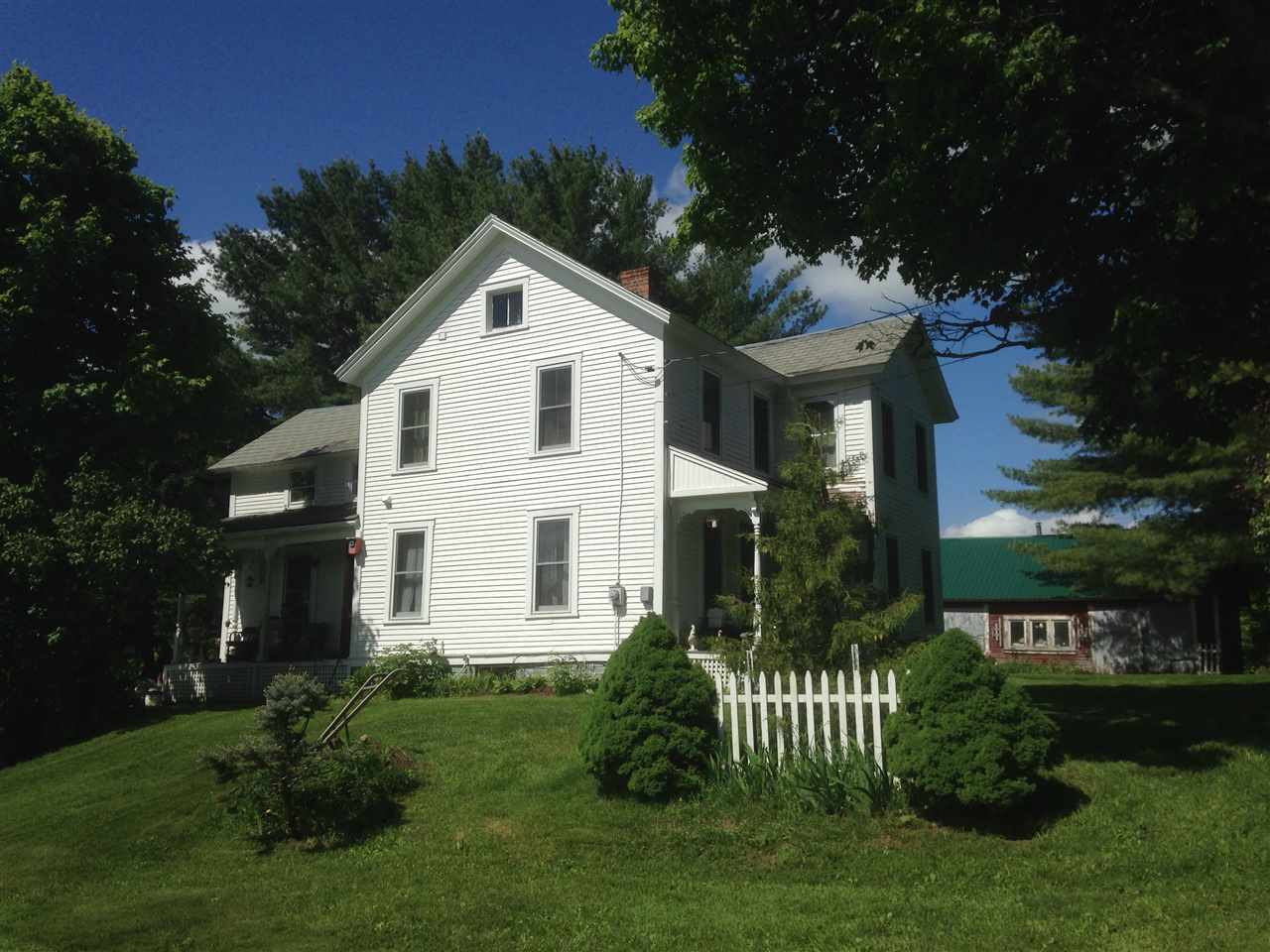 Poultney VT Horse Farm | Property