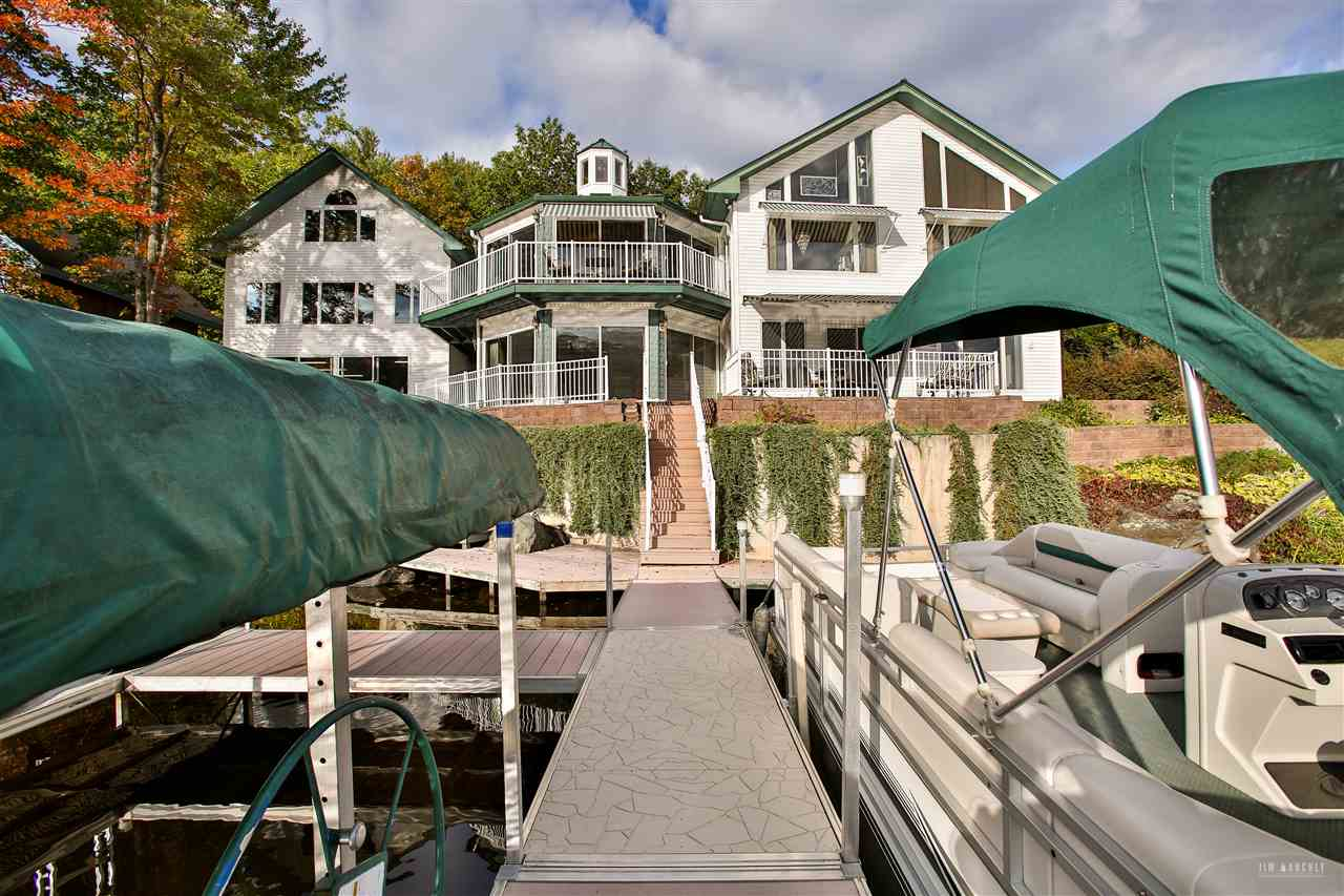 ENFIELD NH Lake House for sale $$895,000 | $565 per sq.ft.