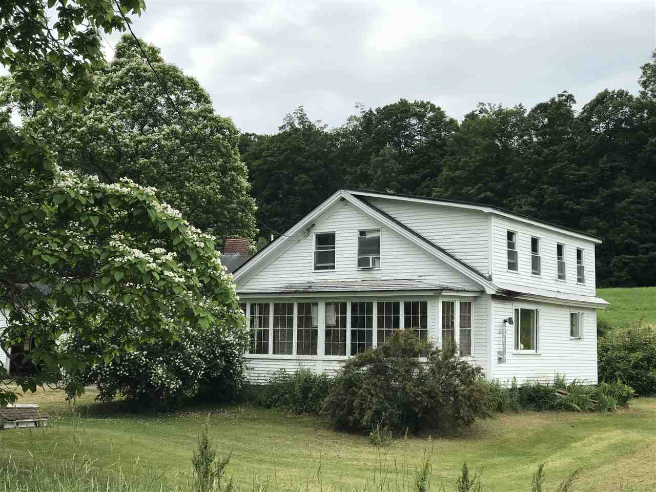 Weathersfield VT Home for sale $$199,900 $118 per sq.ft.