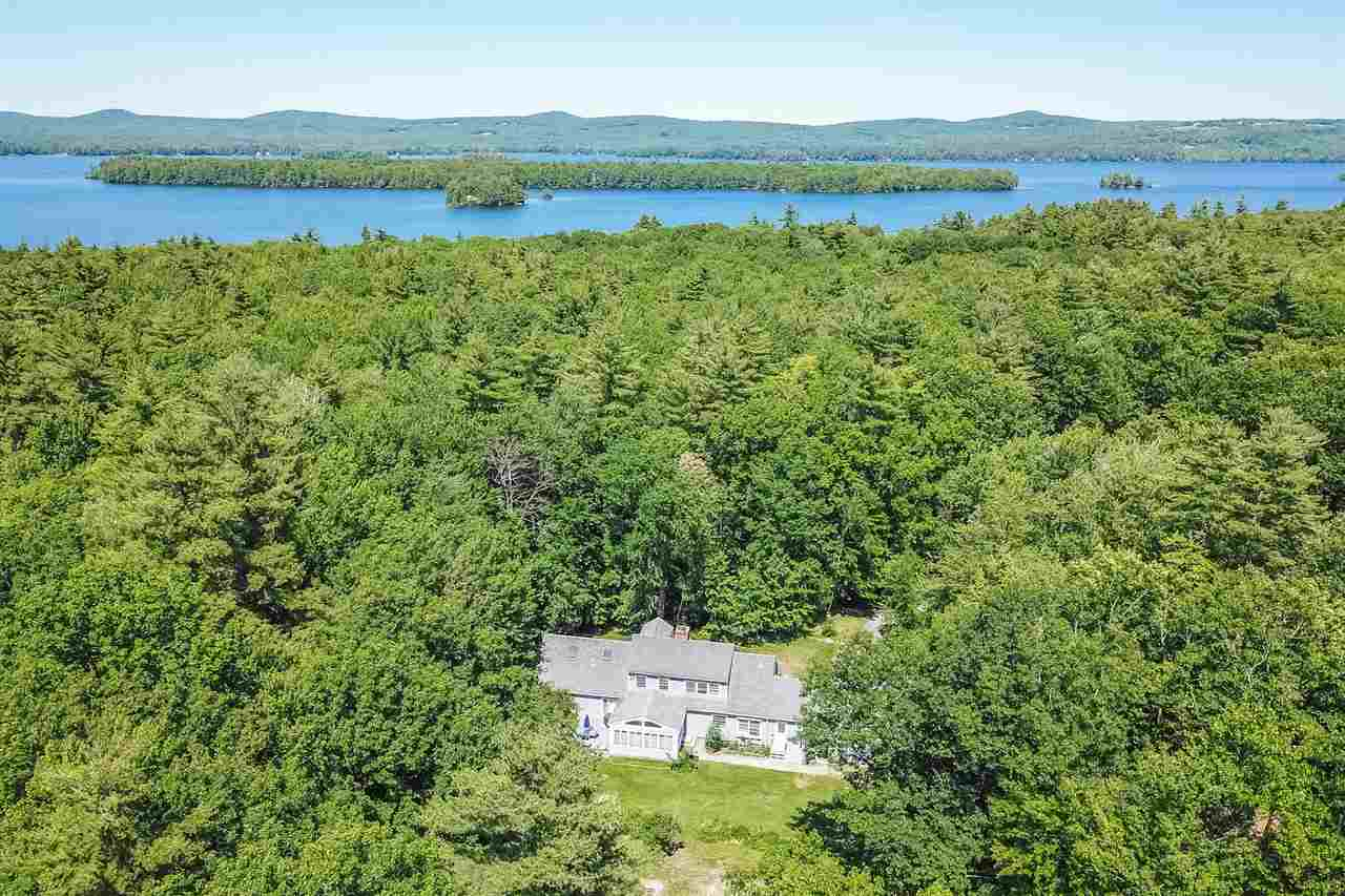 Wolfeboro NH Horse Farm | Property  on Wentworth