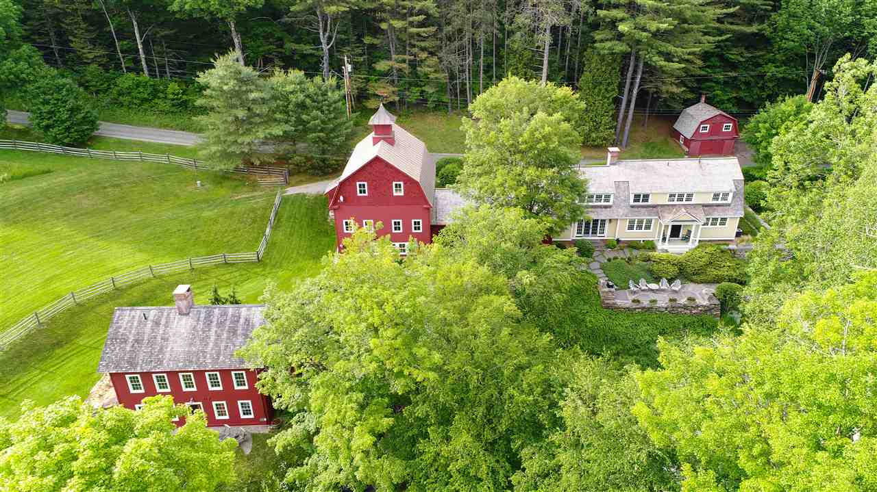 Woodstock VT Home for sale $List Price is $2,925,000