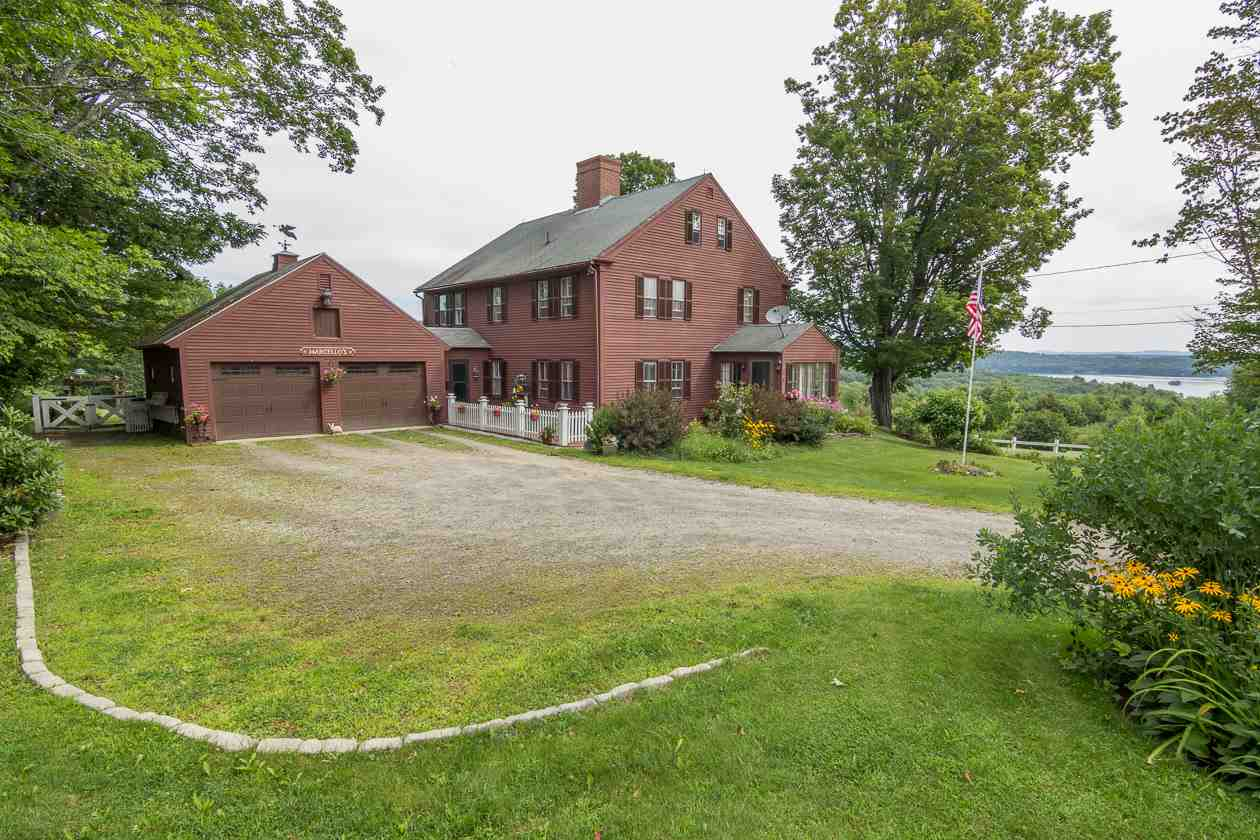 Sanbornton NHHorse Farm | Property