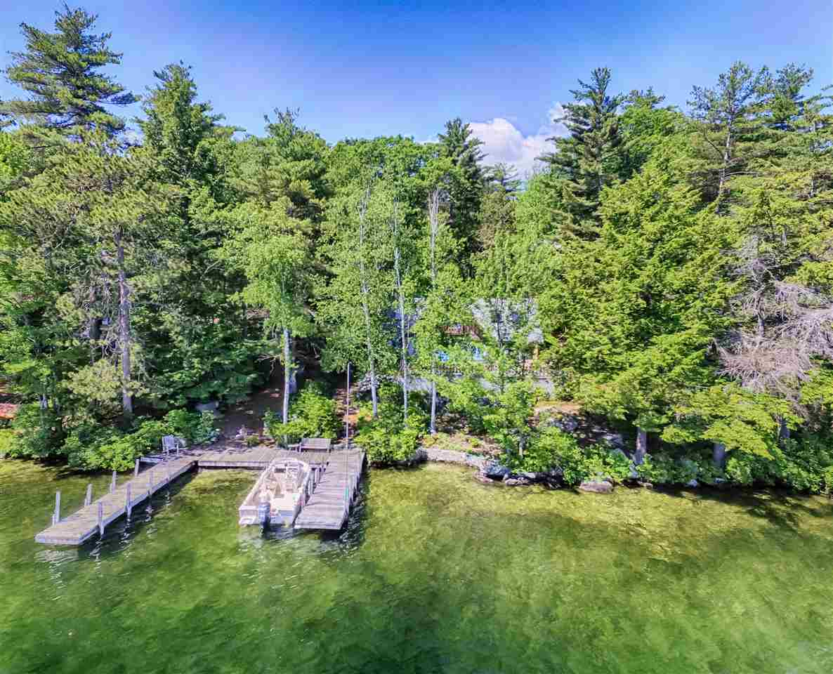ALTON NH Lake House for sale $$995,000 | $432 per sq.ft.