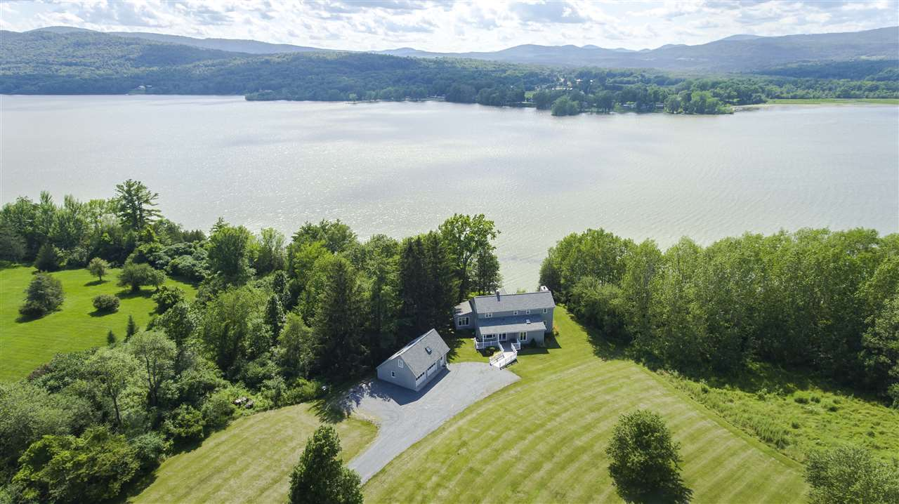 BRIDPORT VT Lake House for sale $$699,000 | $250 per sq.ft.